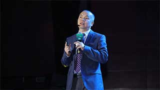 Mr. Shi liang, President of yangxiang co., LTD., won the