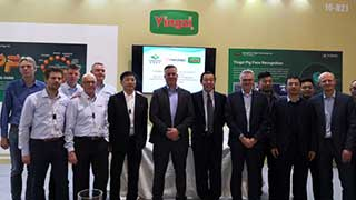 Cooperation to upgrade! Yangxiang joins hands with ruibao of the Netherlands and shadow technology